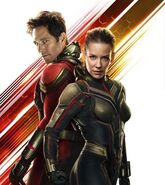 Textless Ant-Man and the Wasp