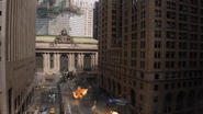 Chitauri Invasion (Grand Central Terminal)