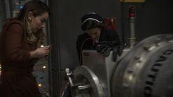 Daisy and Simmons fix EMP