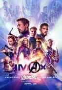 Endgame - IMAX Poster