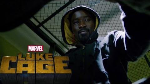 Luke Cage (2016) Tráiler Final Doblado al Español Latino HD Marvel Netflix