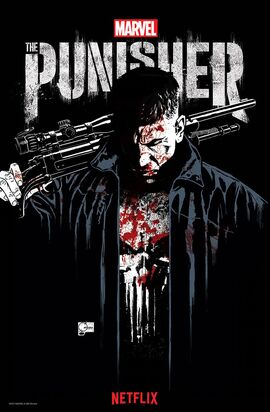 Marvel's The Punisher SDCC
