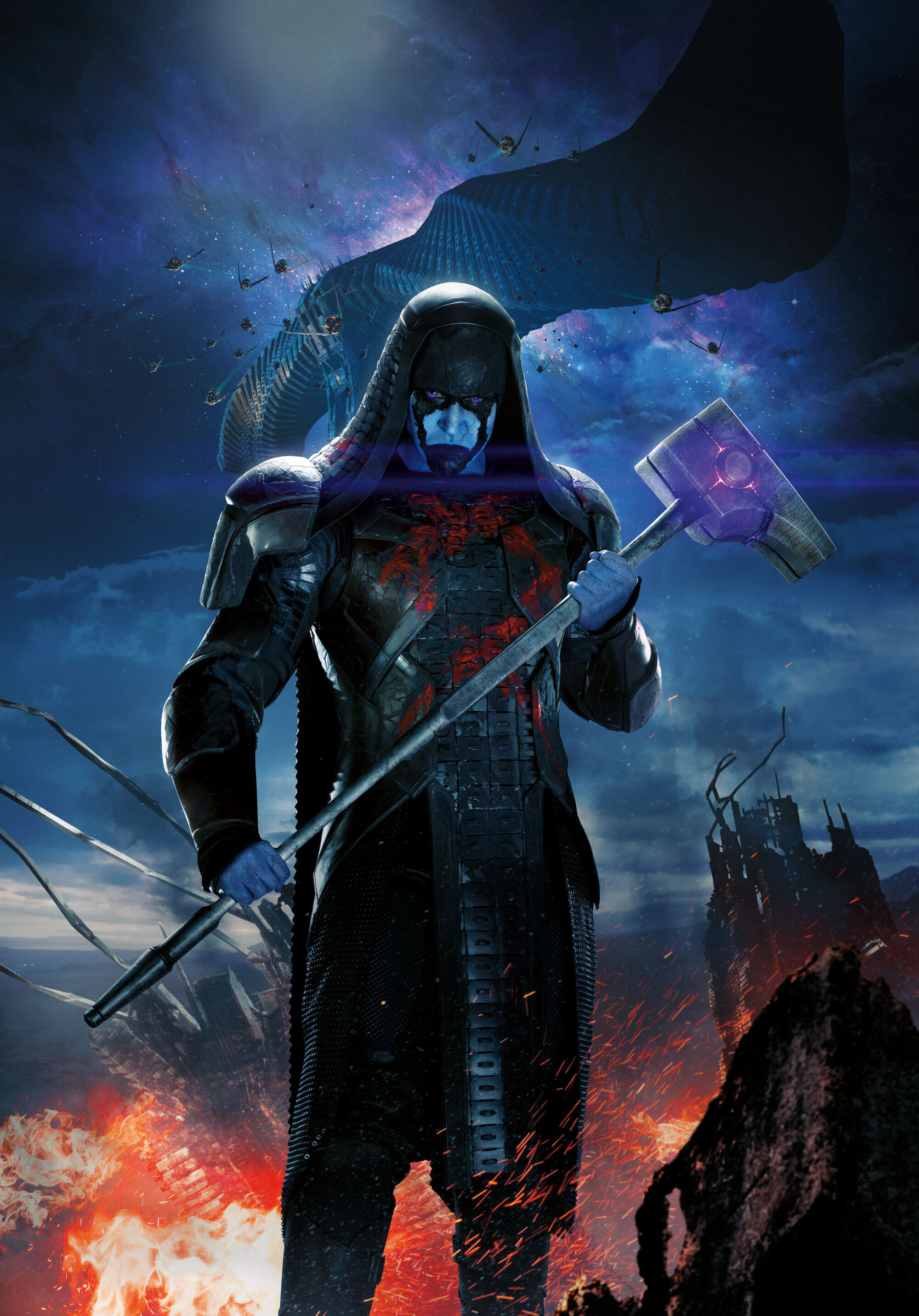 ronan the accuser marvel cinematic universe wiki