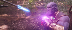 Thanos (Moving A Spear) AIW