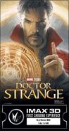 Doctor Strange Rivera Ticket 1