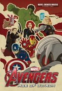 Phase Two Marvel's Avengers Age of Ultron