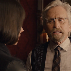Pym revela su última misión con Janet van Dyne.