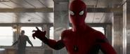 SMH Spider-Man (Looks Over Iron Man)