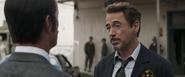 Tony & Howard Stark