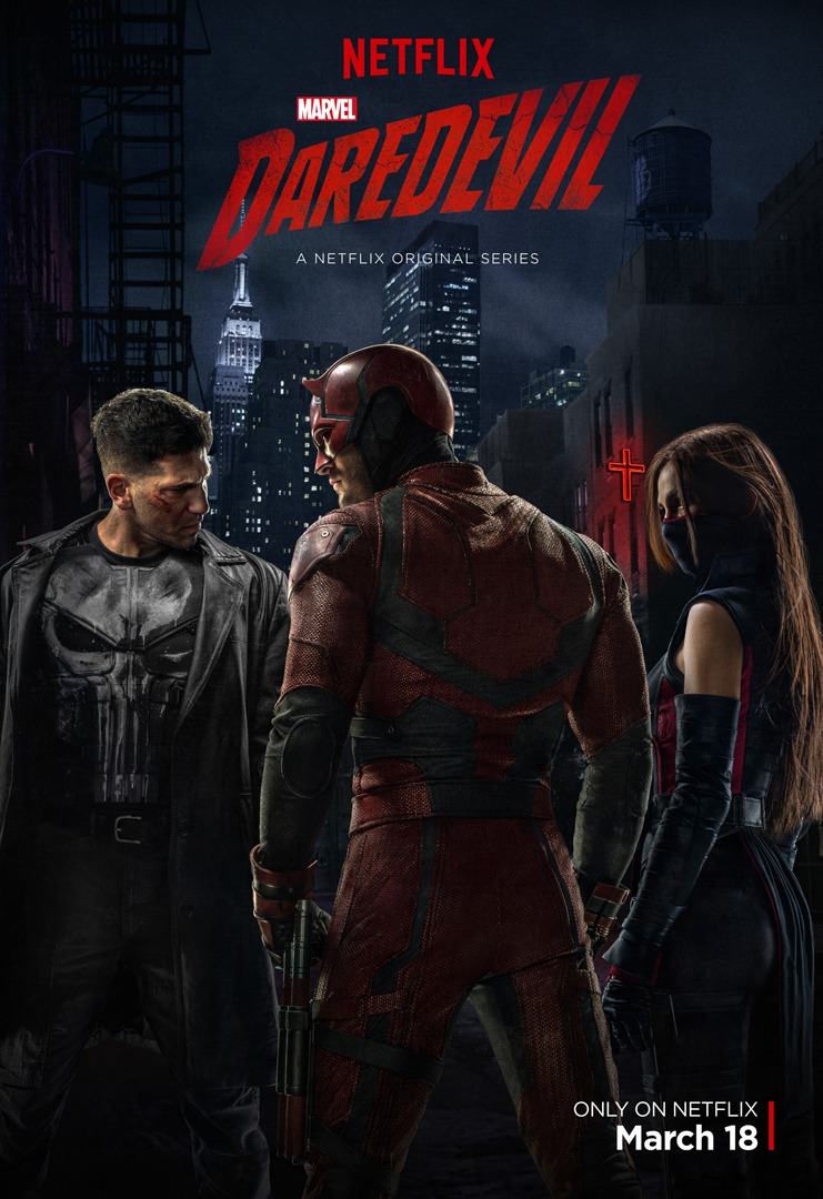 Daredevil (TV series)/Season Two | Marvel Cinematic Universe Wiki ...