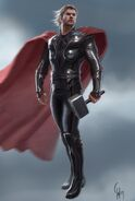 Thor 2011 concept art 2