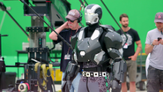 War Machine Armor Mark III (Behind the Scenes, Atlanta, GA - The Making of CACW)