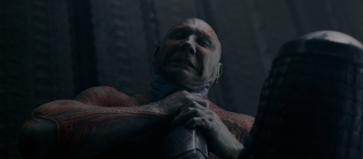 Drax The Destroyer Vs Venom: Image - Drax-strangled-Ronan.png