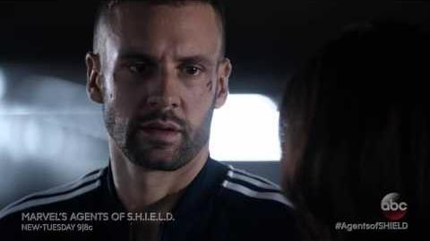 Hunter Closes in on Ward – Marvel's Agents of S.H.I.E.L.D. Season 3, Ep