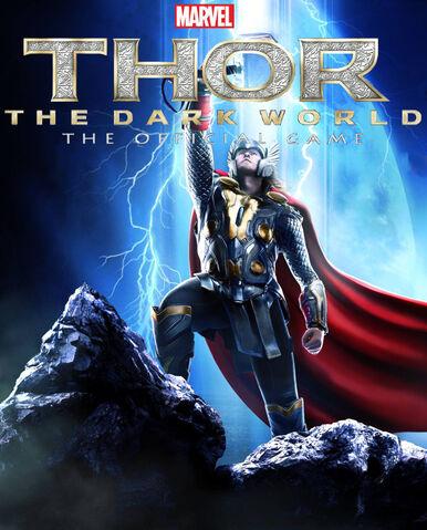 Файл:Thor The Dark World The Official Game.jpg