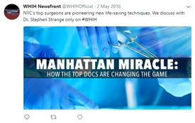 WHiH Newsfront Top Surgeons