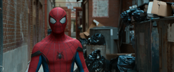 Widened Eye Lenses (Spider-Man)