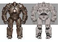 Iron Man 2008 concept art 25