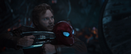 Peter Quill & Spider-Man