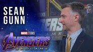Sean Gunn LIVE from the Avengers Endgame Red Carpet Premiere