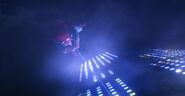 Spider-ManLatchingOntoWeb-CloudyWind