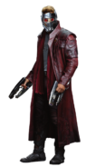 Star Lord GOTG Vol. 2 Render 2