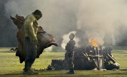 Hulk y Emil en TIH