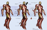 Iron Man 2008 concept art 11