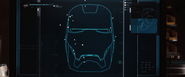 Iron Man Helmet Design