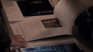Melinda May S.H.I.E.L.D. Document