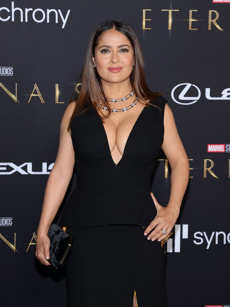 Salma Hayek  Marvel Cinematic Universe Wiki  Fandom