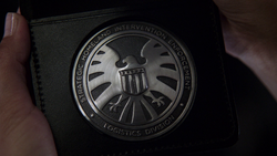 Skye's S.H.I.E.L.D. Badge