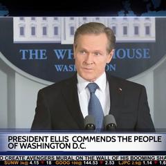 Ellis responde ante los problemas que giran en torno a los Vengadores.