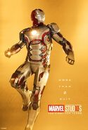 Iron Man 10th Anniversary Poster
