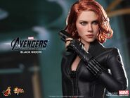 Black Widow Hot Toy 2-0