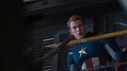 Captain America (Attack on the Helicarrier)