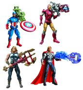 Hasbro avengers