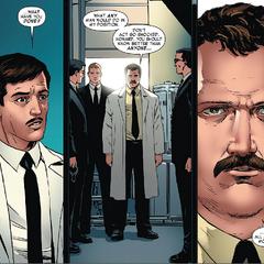 Stark confronta a Vanko.