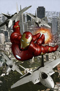 Iron Man 2008 concept art 23