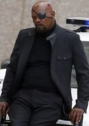 Nick Fury Cap 2