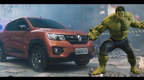Renault Kwid Commercial