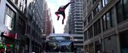 Spider-Man FFH Bus