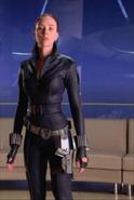 Black Widow's Suit test 1