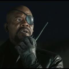 Fury decide unir a los Vengadores.