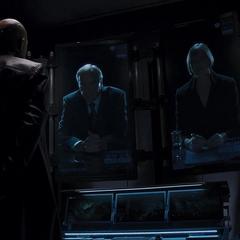 Fury le reporta al Consejo Mundial de Seguridad los últimos acontecimientos.