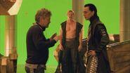 On set Thor 3