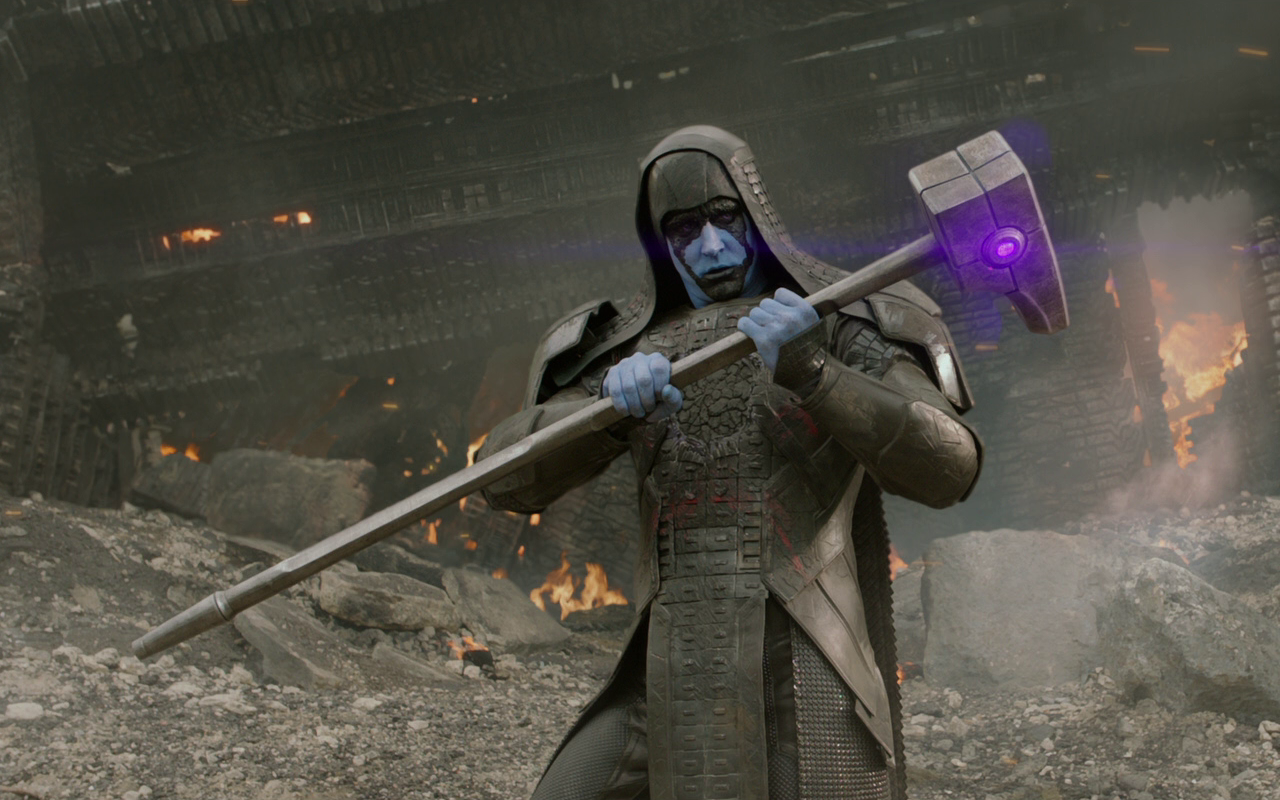 Image result for guardians of the galaxy ronan