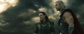 Loki and Thor-Dark-World