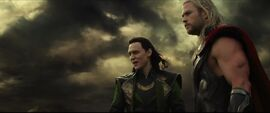 Loki and Thor-Dark-World