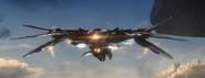 Nebula's M-ship